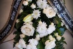 Венок из живых цветов - Нарва Rituaal (3)